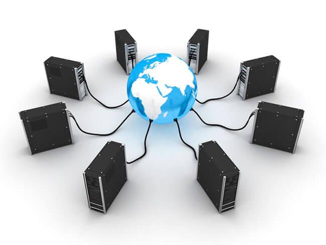 Servidor virtual en la nube