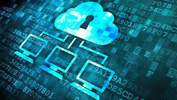 Conexión cloud virtualizada