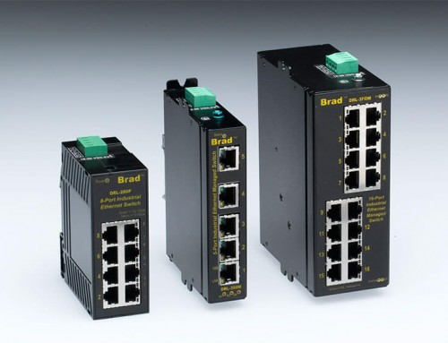 Aumento de switches Ethernet para la industria