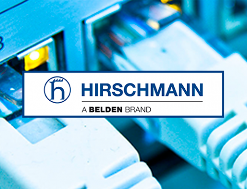 Switches Hirschmann para redes industriales