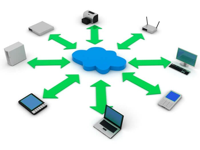 Servidor cloud accesible