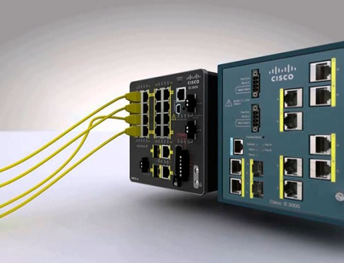 Switches industriales Cisco