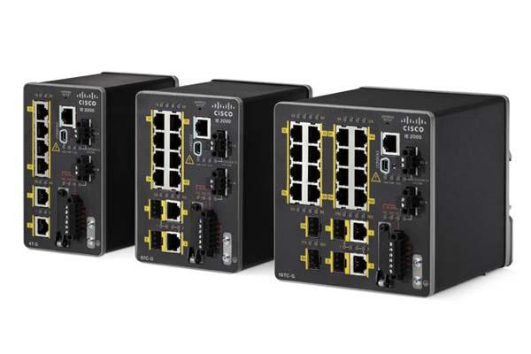 Switches industriales Cisco