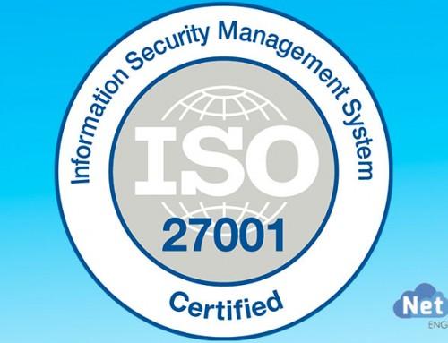 Gestión de Seguridad de la Información según la ISO 27001