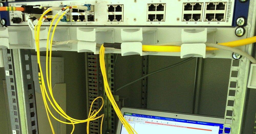 Switch industrial Belden MSP40