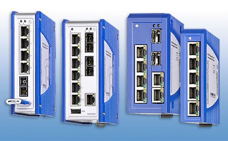 Implementación de las redes industriales con switches Hirschmann