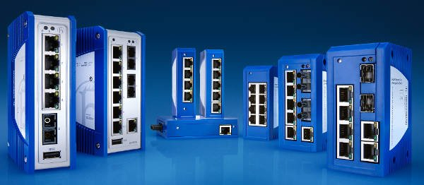 Switches redes industriales
