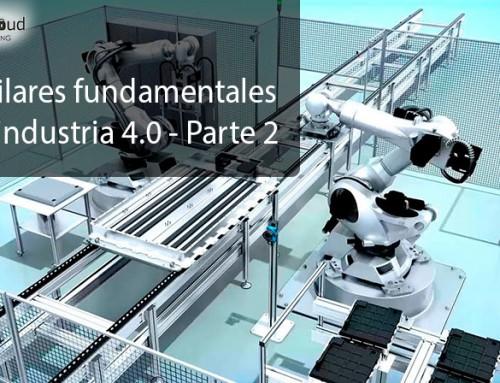 Los pilares fundamentales de la industria 4.0 – Parte 2