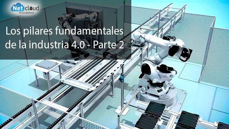 Soluciones industria 4.0 en Barcelona