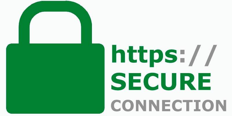 conexión segura en la red