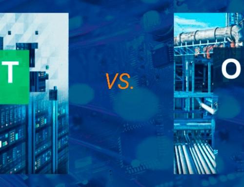 Tecnologías de la información IT vs. tecnologías de la operación OT