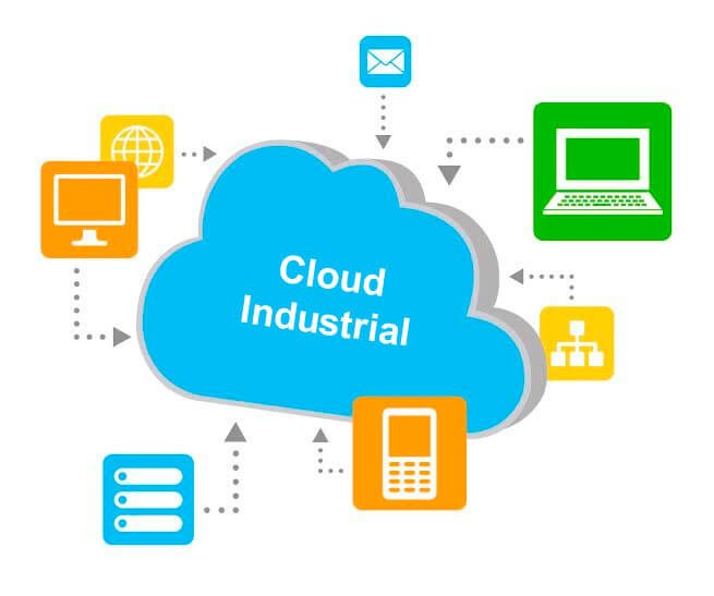 Definición Cloud Industrial