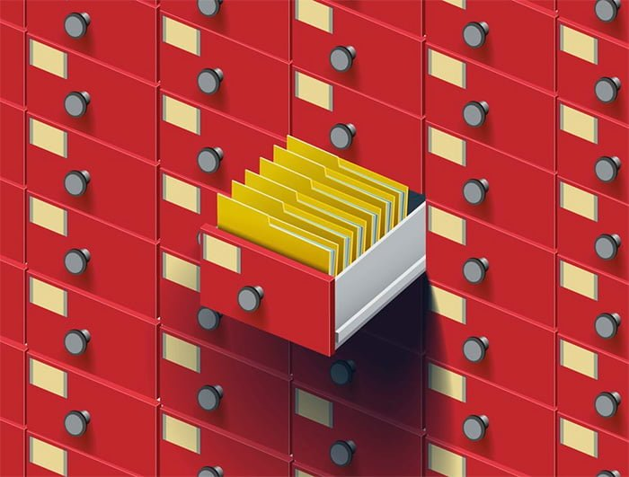 Seguridad datos empresa